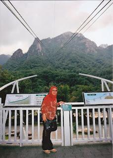 Testimoni Mbak Nurul Dalam Paket Tour  Korea 2013