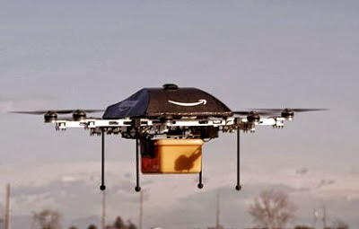 Drones Are Coming - With Your Package!