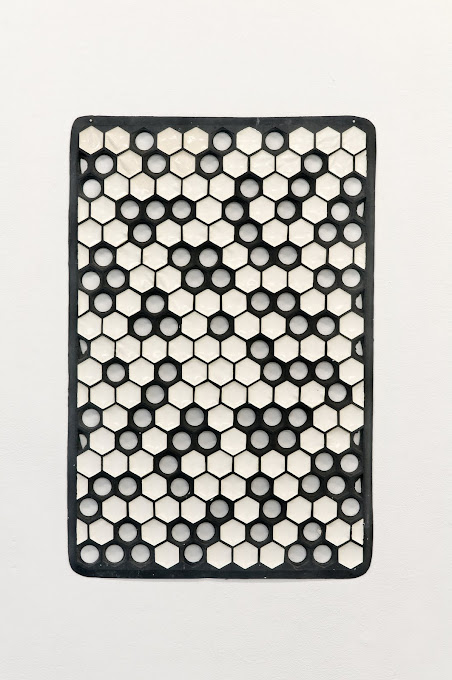 paillasson hexagone anthony bodin
