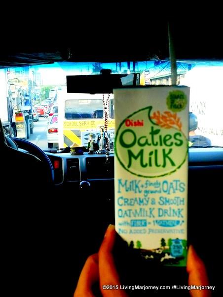 Oishi Milk Oaties