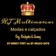 RJ MULTIMARCAS MODA MASCULINO E FEMININOS
