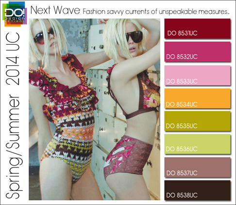 Spring Summer 2014 Color Trends