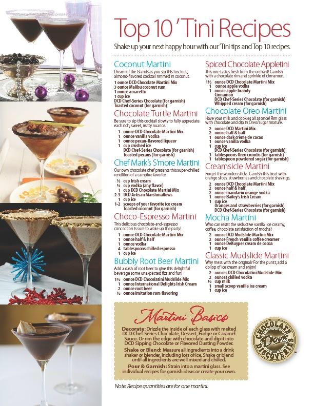 Dove Chocolate Discoveries Independent Chocolatier Recipes