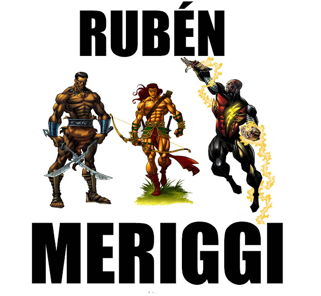 RUBEN MERIGGI