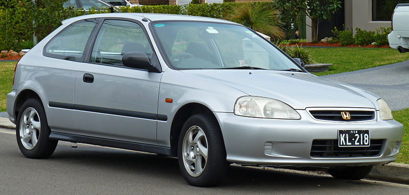 Automobiles  Honda Civic
