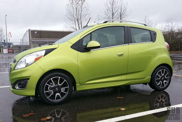 2013 Chevrolet Spark 2LT