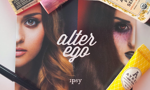 "Beauty Buzz Trial - Ipsy Bag October 2015 ""Alter Ego"""