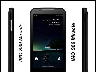 Kelebihan Kekurangan IMO S89 Miracle