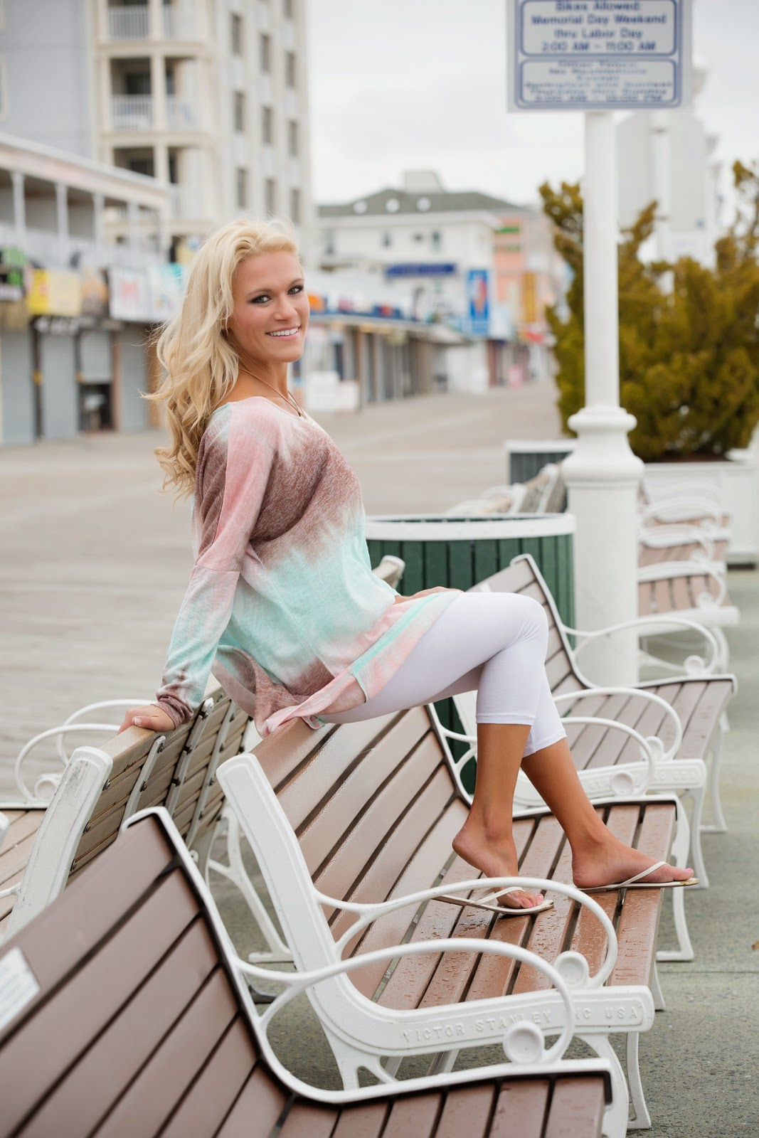 Ocean Photo Shoots Ocean City Boardwalk Shoot