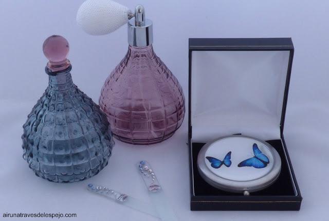 mont bleu limas espejo regalos swarovski