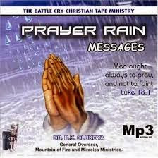 Get Prayer Rain By MP3