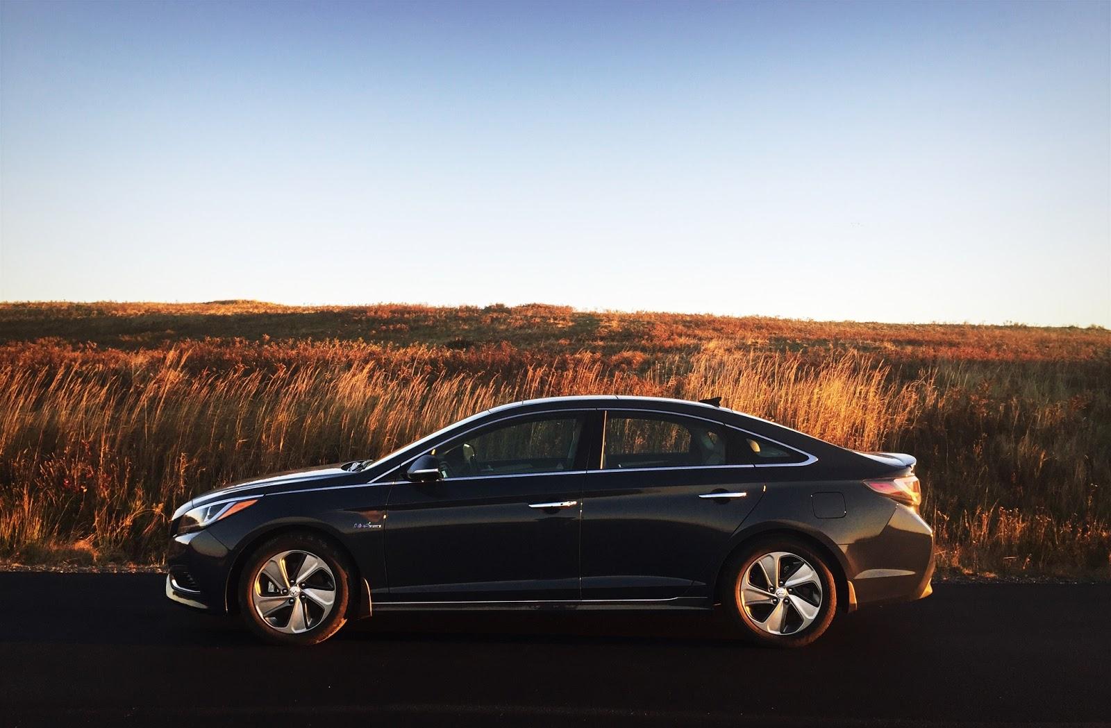 2016 Hyundai Sonata Hybrid Limited Review Do The Fuel Savings Add