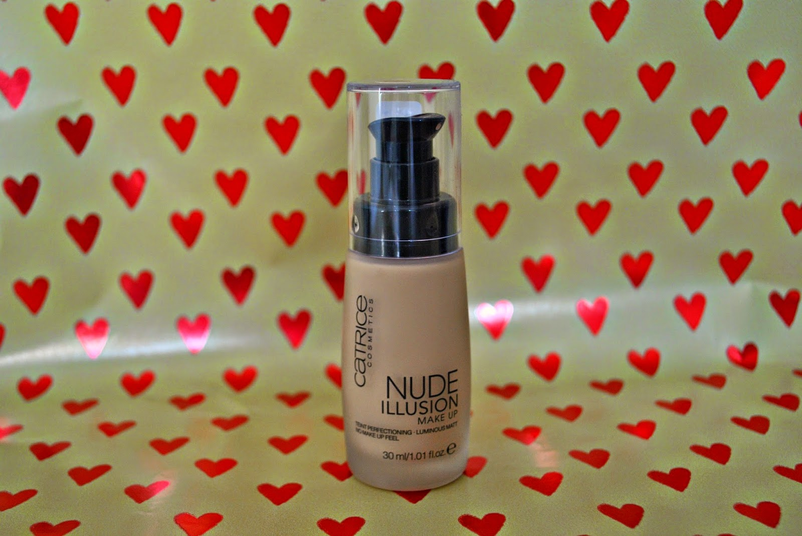 Catrice Nude Illusion Nude Ivory review