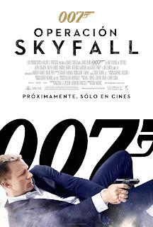 SKY LAS 1SHT LK2 007: Operación Skyfall (2012) Español Latino