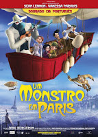 Baixar Filme Um Monstro Em Paris BDRip AVI + RMVB Dublado