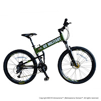 26 Inch Element US Military Mountain Bike