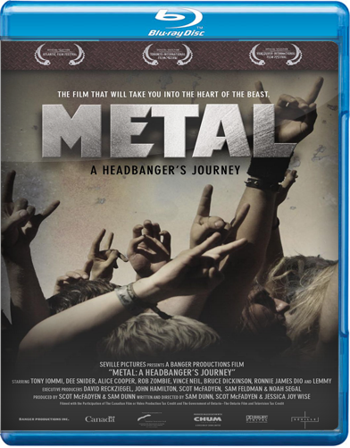Metal: A Headbanger's Journey (2005) [1080p.]
