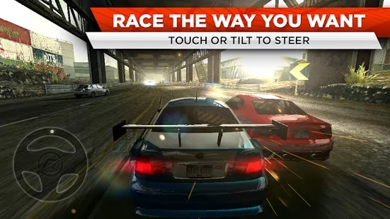 Need For Speed Most Wanted Apk İndir Android + Data Son Sürüm