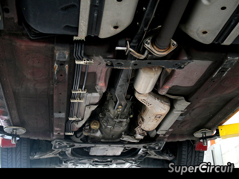 Stock Midpipe To Catback Exhaust Gasket Size: Rx8 Full Exhaust System At Woreks.co