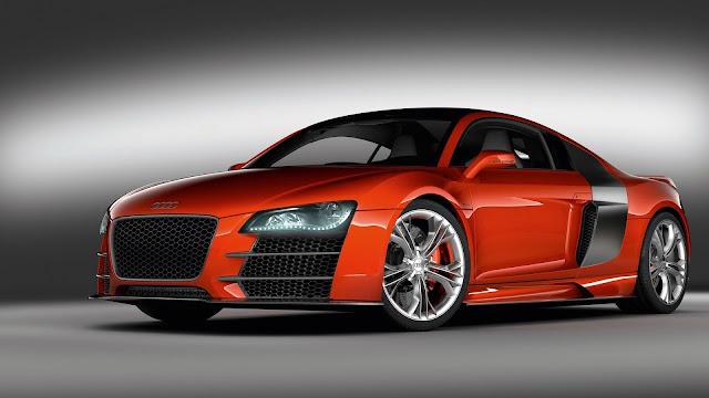 Audi R8 1080p