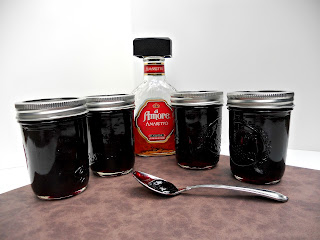 Cherry Amaretto Jam is great for gift giving!