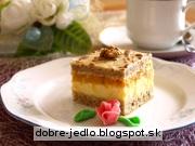 Jablkové kocky - recept