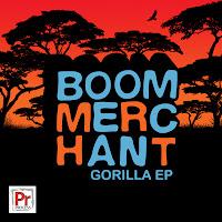 Boom Merchant Gorilla EP