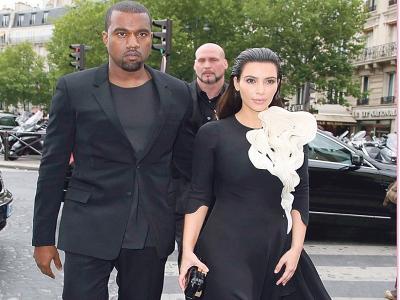 Entertainment, News, Gossip, Celebrities, Gambar, Anak, Kim Kardashian, Tersebar
