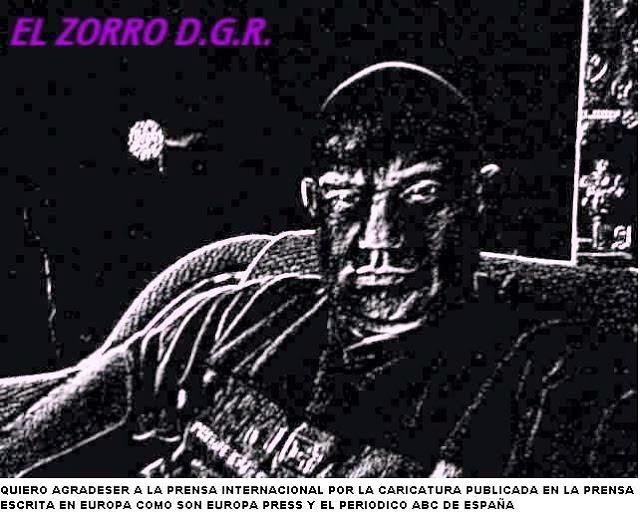 EL ZORRO DANIEL GARCIA ROMAN