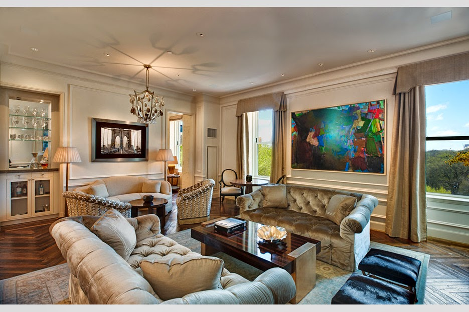 STRIBLING LISTING: 1 CENTRAL PARK SOUTH Midtown East Manhattan