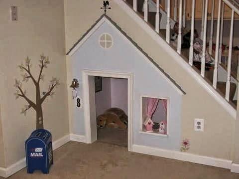 design rumah idaman: pemanfaatan ruang bawah tangga