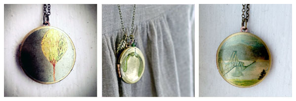 Ma Bicyclette: Buy Handmade | Mother's Day Gifts - Locket Fox