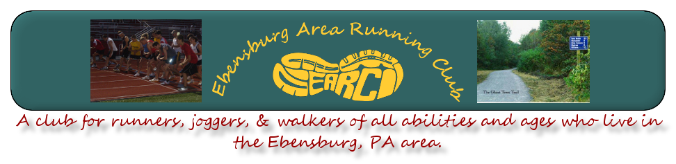 Ebensburg Area Running Club Blog