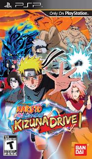 Naruto Shippuden Kizuna Drive Download game Naruto PPSSPP PSP