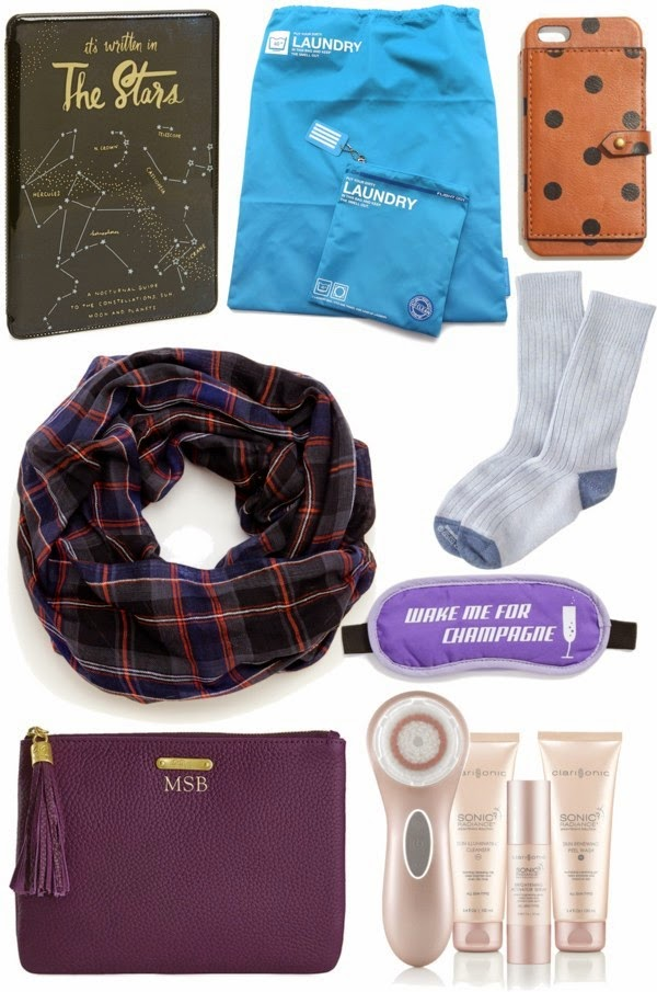 gift guide for the globe-trotter
