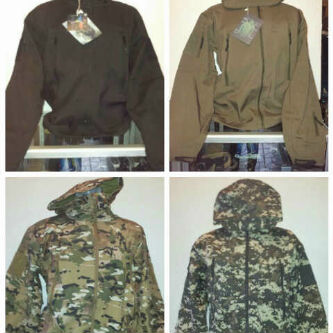 ALL STAR Store JAKET TAD ARMY LOOK
