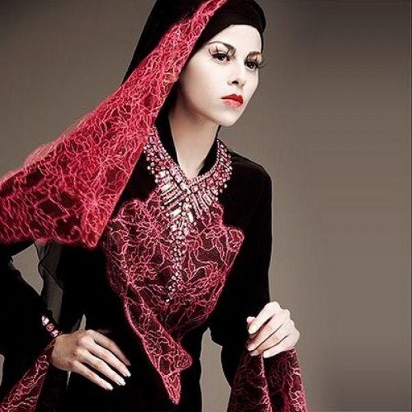 Elegant Arabian Dresses For Women  Abaya Style Dresses For Dubai And UAE