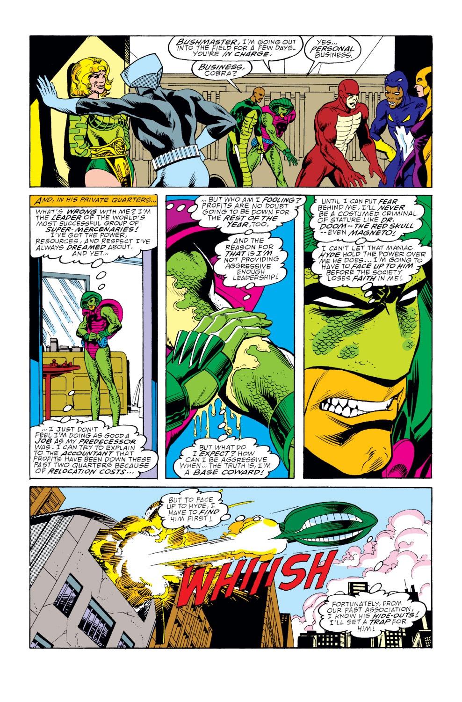 Captain America (1968) Issue #365 #298 - English 21