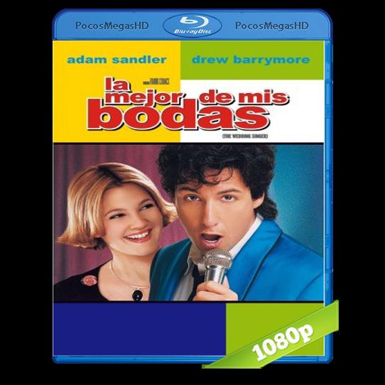 La Mejor de mis Bodas (1998) BRRip 1080p Audio Dual Latino/Ingles 5.1