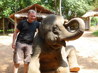 Elephant Trecking Ko Lanta