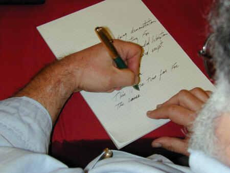 Ballpoint Pen Left Handed1