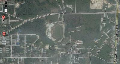 peta lokasi survey drainase ur