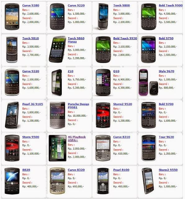 harga bb blackberry 2