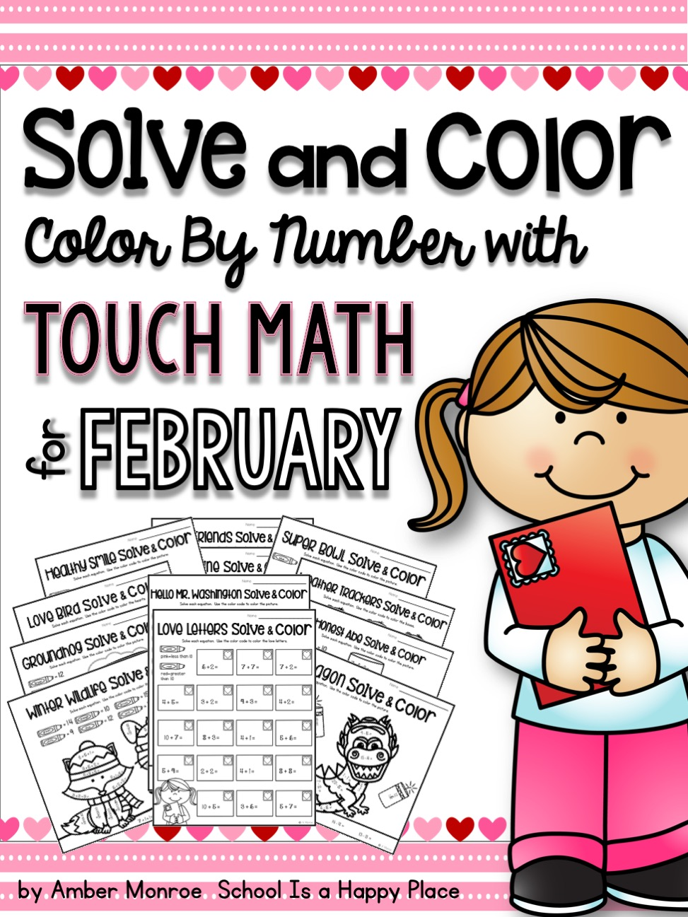 Touch Math for February