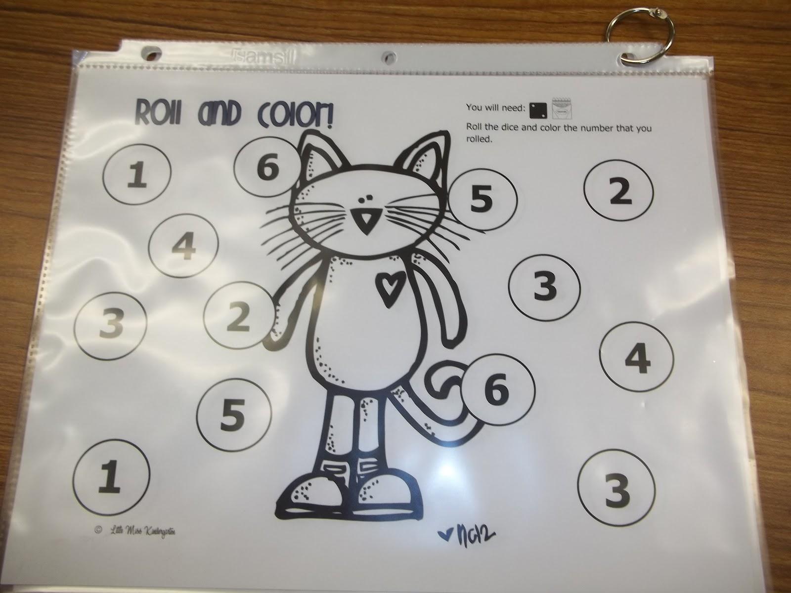 math tubs in kindergarten understanding numbers