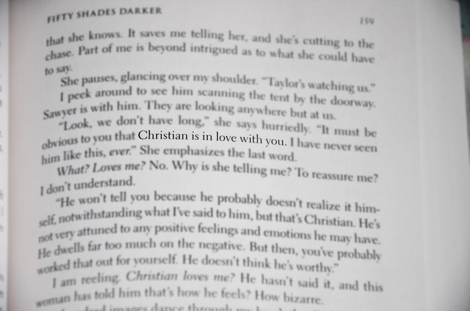 Quotes From 50 Shades Of Grey Simple But Effective Fifty Shades Darker Photoblog