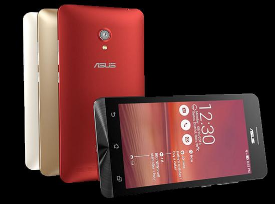 Harga Smartphone Asus Zenfone 4