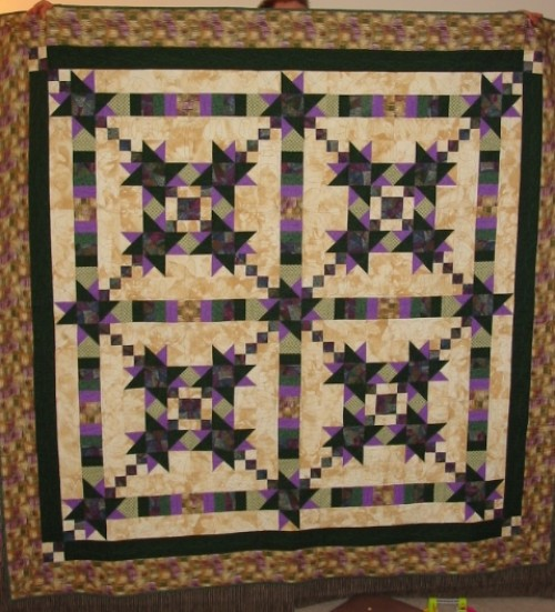 Trail to Paducah - Free Pattern