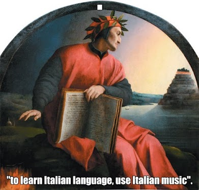 italian songs learn italian language