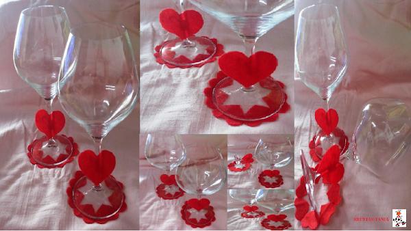 Mesa san valentin decorar tu casa es for Decorar mesa san valentin